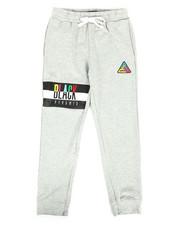 Bottoms - Black Pyramid Kids Sweatpants (8-20)-2276212