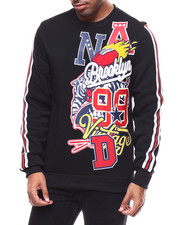 Sweatshirts & Sweaters - COLBY VARSITY CREWNECK SWEATSHIRT-2277407