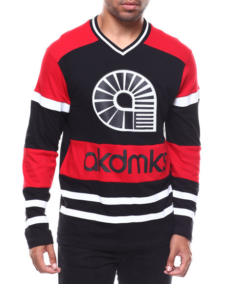 Akademiks - LEFFERTS HOCKEY JERSEY