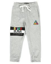 Bottoms - Black Pyramid Kids Sweatpants (4-7)-2276217