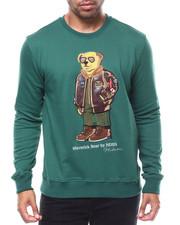 Sweatshirts & Sweaters - MAVERICK BEAR CREWNECK SWEATSHIRT-2277330