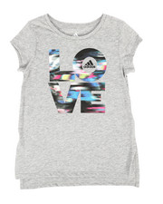 Tops - Love Side Seam Tee (7-16)-2276063