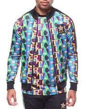 Rich Star - RS TILE TRACK JACKET-2277548