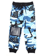 Black Pyramid - Camo Pyramid Kids Sweatpants (4-7)-2276965