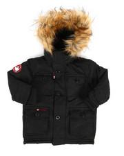 Heavy Coats - Canada Weather Gear Parka Jacket (2T-4T)-2276610