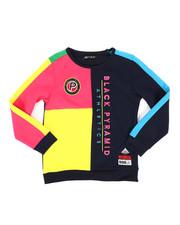 Sweatshirts & Sweaters - Athletic Color Kids Sweatshirt (8-20)-2277005