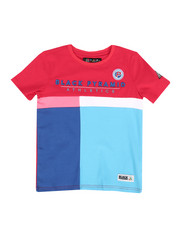Tops - Athletic Color Kids Tee (4-7)-2276989