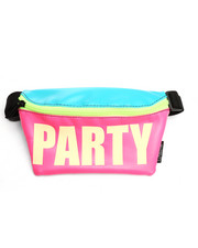 Scratch Tracks - Werds Glow in the Dark Party Neon Fanny Pack-2274373