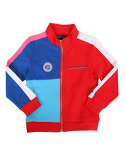 Black Pyramid - Athletic Color Kids Track Jacket (4-7)-2276992
