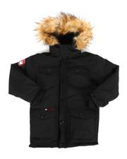 Heavy Coats - Canada Weather Gear Parka Jacket (8-20)-2276605