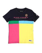 Black Pyramid - Athletic Color Kids Tee (4-7)-2276979