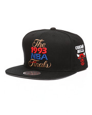 Mitchell & Ness - Chicago Bulls 1993 NBA Finals Snapback Hat-2276922