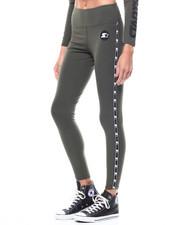 Bottoms - Taped Side Legging-2276455