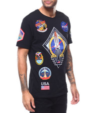 Hudson NYC - SPACE SUITE BIG PATCH TEE-2278136