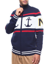 Sweatshirts & Sweaters - ARCHER ZIP SWEATER-2278064