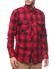 Jordan Craig - Plaid Button down Shirt-2278031
