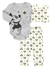 Disney/Sesame Street - 3 Piece Knit Set (Infant)-2276639