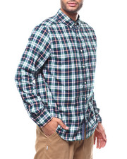 Nautica - L/S PLAID BUTTONDOWN-2277760