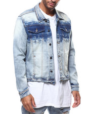 Kilogram - Ombre Denim Jacket-2278354