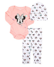 Infant & Newborn - 3 Piece Knit Set (Infant)-2276651