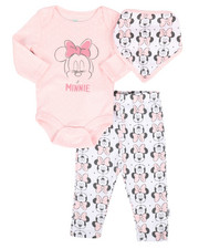 Infant & Newborn - 3 Piece Knit Set (Infant)-2276647