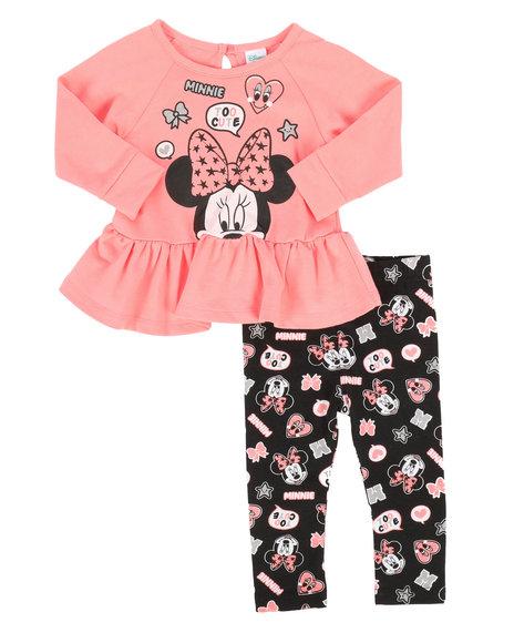 Disney/Sesame Street - 2 Piece French Terry Tunic & Legging Set (Infant)