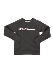 Boys - Fleece Piullover Sweatshirt (8-18)-2278002