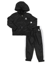 Reebok - 2 Piece Windbreaker Jacket & Pants Set (4-7)-2277707