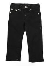 True Religion - Single End Straight Jeans (2T-4T)-2277681