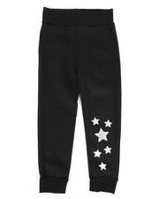 Sweatpants - Fleece Joggers w/ Foil Art (4-6X)-2277211
