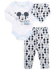 Disney/Sesame Street - 3 Piece Knit Set (Infant)-2276643