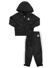 Reebok - 2 Piece Windbreaker Jacket & Pants Set (2T-4T)-2277703