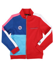 Black Pyramid - Athletic Color Kids Track Jacket (8-20)-2277221
