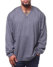 Sweatshirts & Sweaters - L/S V-Neck (B&T)-2278680