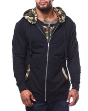 Buyers Picks - Solid Camo Layer Hoodie (B&T)-2278444