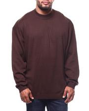 Sweatshirts & Sweaters - L/S Mock Neck (B&T)-2278664