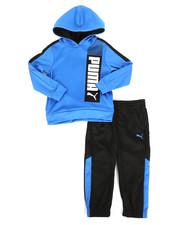 Puma - 2 Piece Tech Hoodie & Jogger Pants Set (2T-4T)-2276685