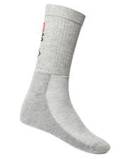 Socks - Heritage Unisex Outline Logo Crew Socks-2277246