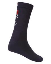 Socks - Heritage Unisex Outline Logo Crew Socks-2277270