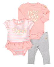 Infant & Newborn - 3 Piece Knit Set (Infant)-2277207