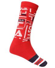 Socks - Heritage Mix Logo Crew Socks-2277660