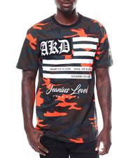 Shirts - AGENDA CAMO TEE-2278196