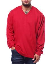 Sweatshirts & Sweaters - L/S V-Neck (B&T)-2278429