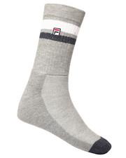 Socks - Heritage Unisex Block Toe Crew Socks-2277666