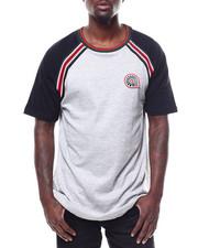 T-Shirts - FLATBUSH RAGLAN STRIPE TEE-2278237