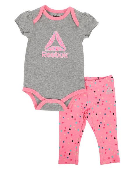 Reebok - 2 Piece Knit Set (Infant)