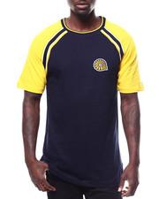 T-Shirts - FLATBUSH RAGLAN STRIPE TEE-2278271