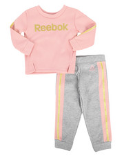 Sizes 2T-4T - Toddler - 2 Piece Fleece Set (2T-4T)-2277181