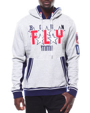 Born Fly - SHORT TRACK HOODIE-2278774