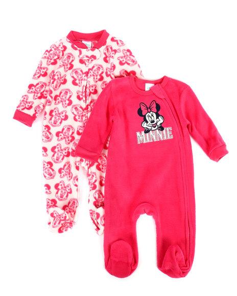 Disney/Sesame Street - 2 Piece Micro-polar Sleep-N-Play Set (Infant)